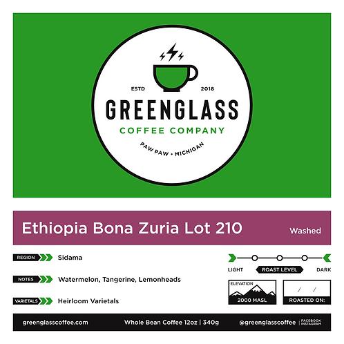Ethiopia - Bona Zuria, Sidama