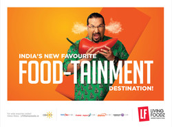 [Living Food Channel ]