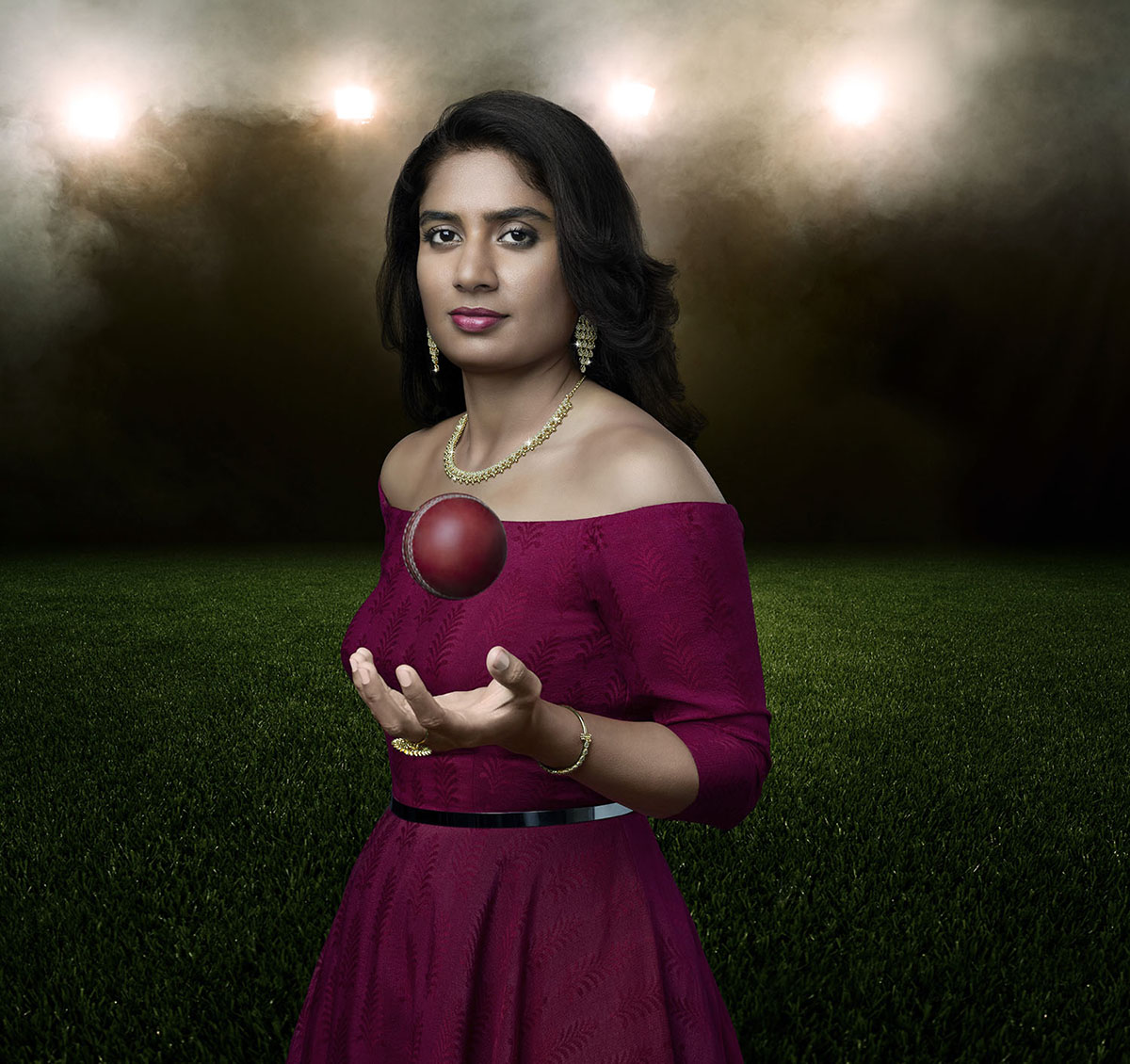 Mithali Raj  for Australian Diamonds