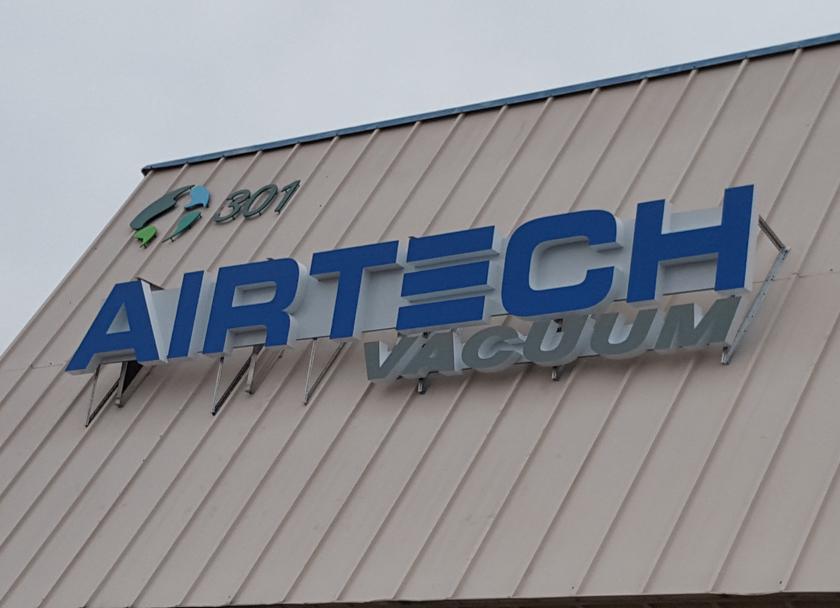 Airtech - Aluminum Letters