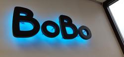 bobo1 - Backlit Letters