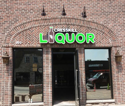 Creskill Liquor - Channel Letters