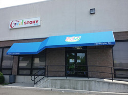 Great Stories - Awning