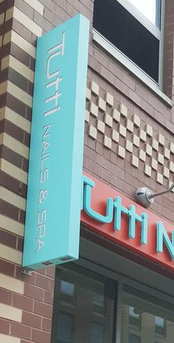 Tutti - Brooklyn - Channel Letters