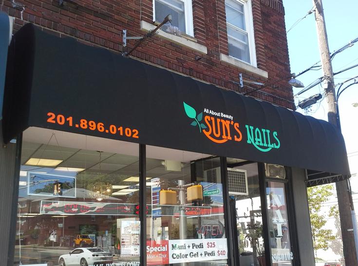 Sun's Nails
