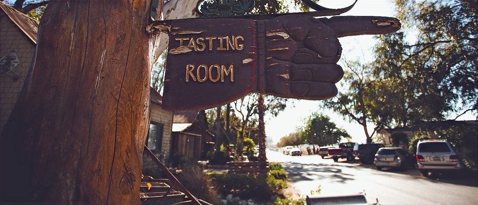 Galleano Winery Tasting Room