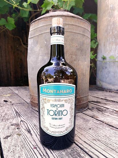 Montanaro Vermouth Di Torino Extra Dry