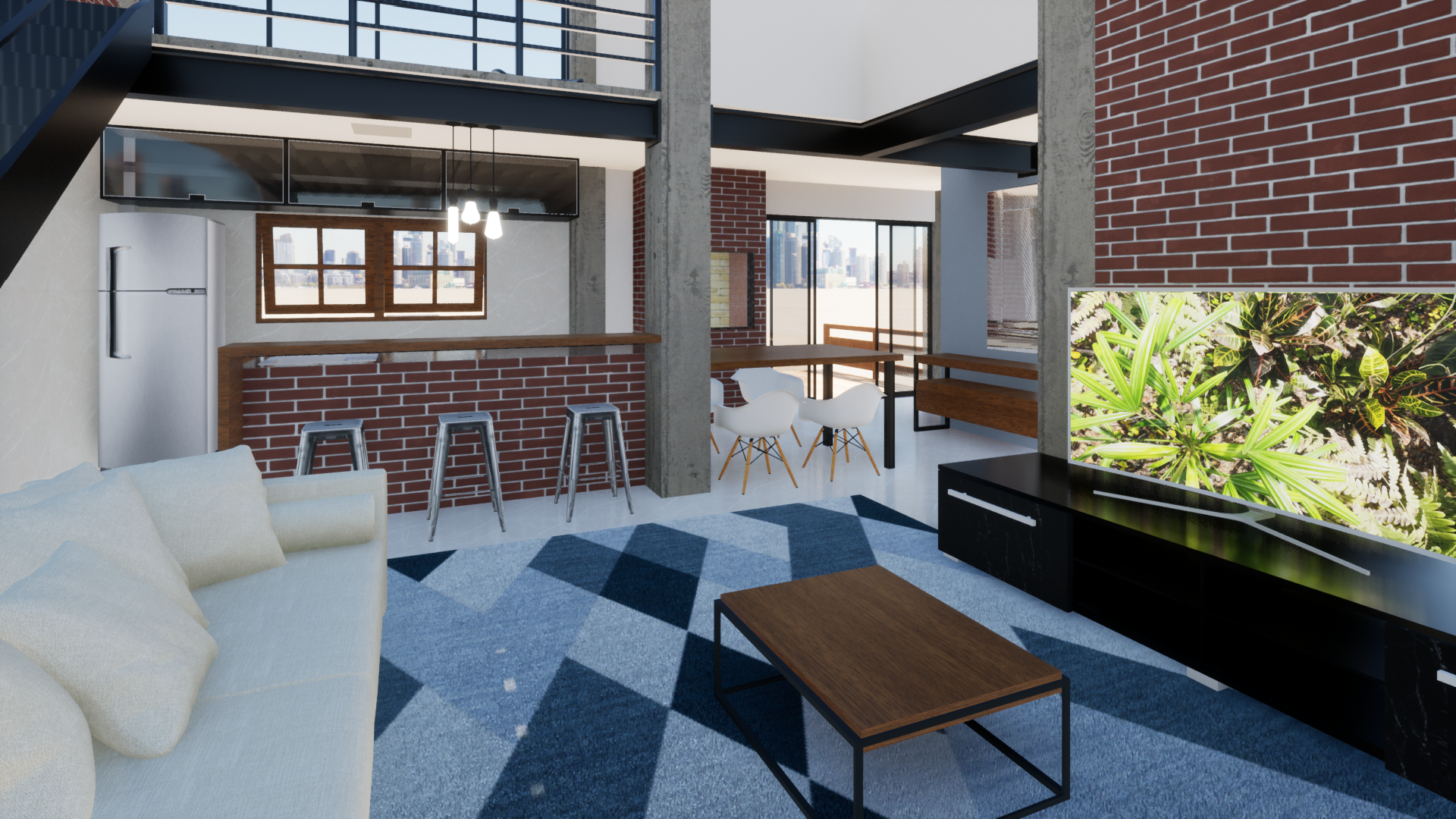 Residência Loft