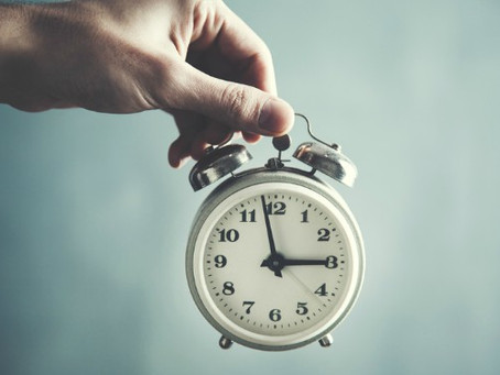 Covid-19: How Will You Use Your Time?