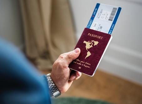 Elderly parents with no license or passport?