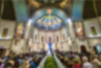 santuario santo antonio, casamento, decoração de igreja, fotografo de casamento, basilica,