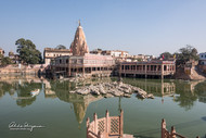 Kunds at Shri Govardhan