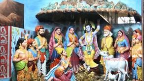 Shree Krishn Abhishek on Giriraj Govardhan