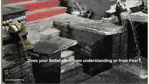Your Belief system
