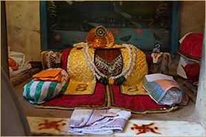 Shri Mahaprabhuji Baithakji darshans