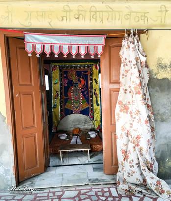 Chandra Sarovar Shri Gusainji Baithakji
