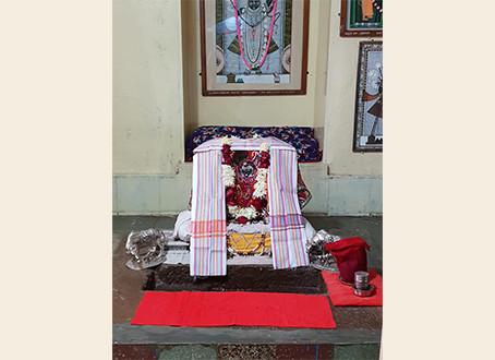 6th Charan Chauki is located at Krishn Vilas, Padm Shila, Kota