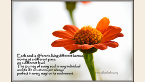 Each soul is different