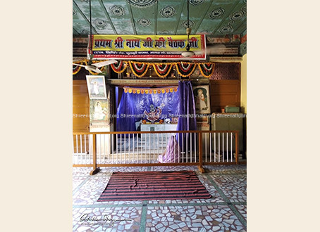 3rd Charan Chauki is at Agra