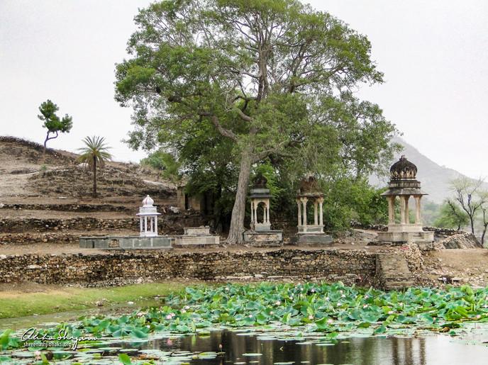 Eklingji Indr Sarovar at Nathdwara