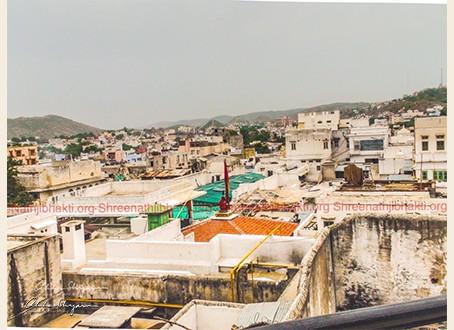9th Charan Chauki is at Simhad (Nathdwara), at the present Kharch Bhandar