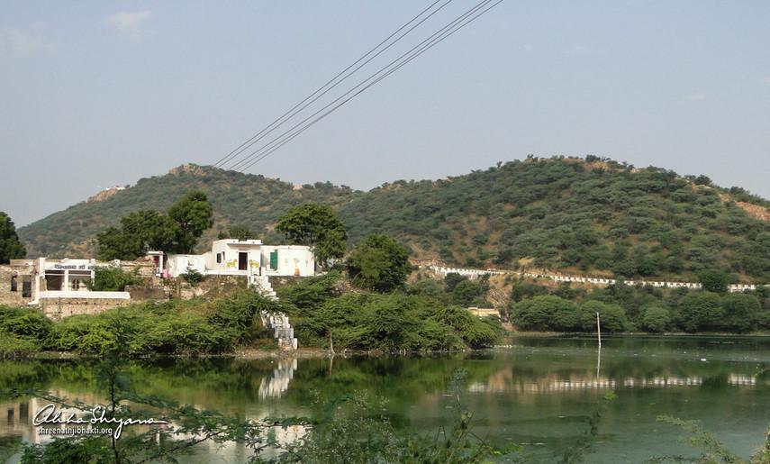 Shri Girirajji at Nathdwara