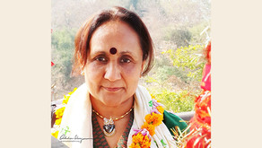 Author - Abha Shahra Shyama