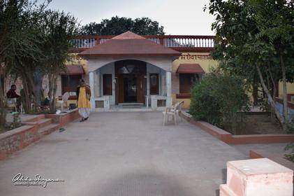 Chandra Sarovar Baithakji