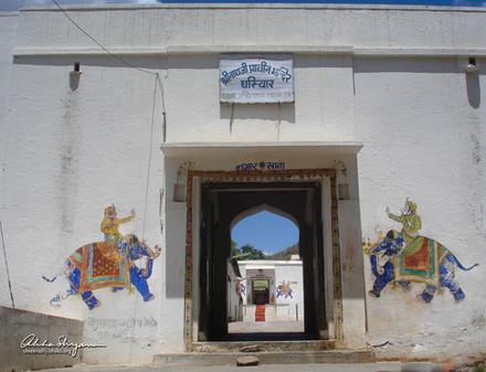 Ghasiyar Haveli at Nathdwara