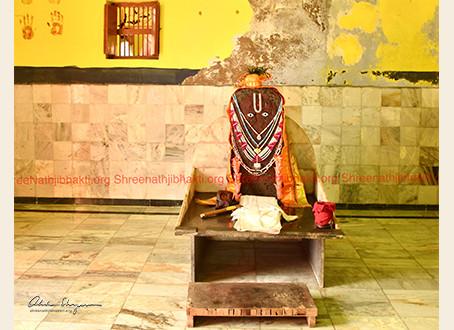 The four Baithakji of ShreeNathji