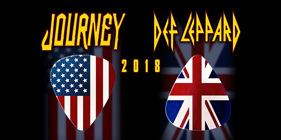 Journey/Def Leppard