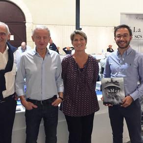 """""""La Mer & ses Hommes"""" était au Salon du livre du Croisic"""
