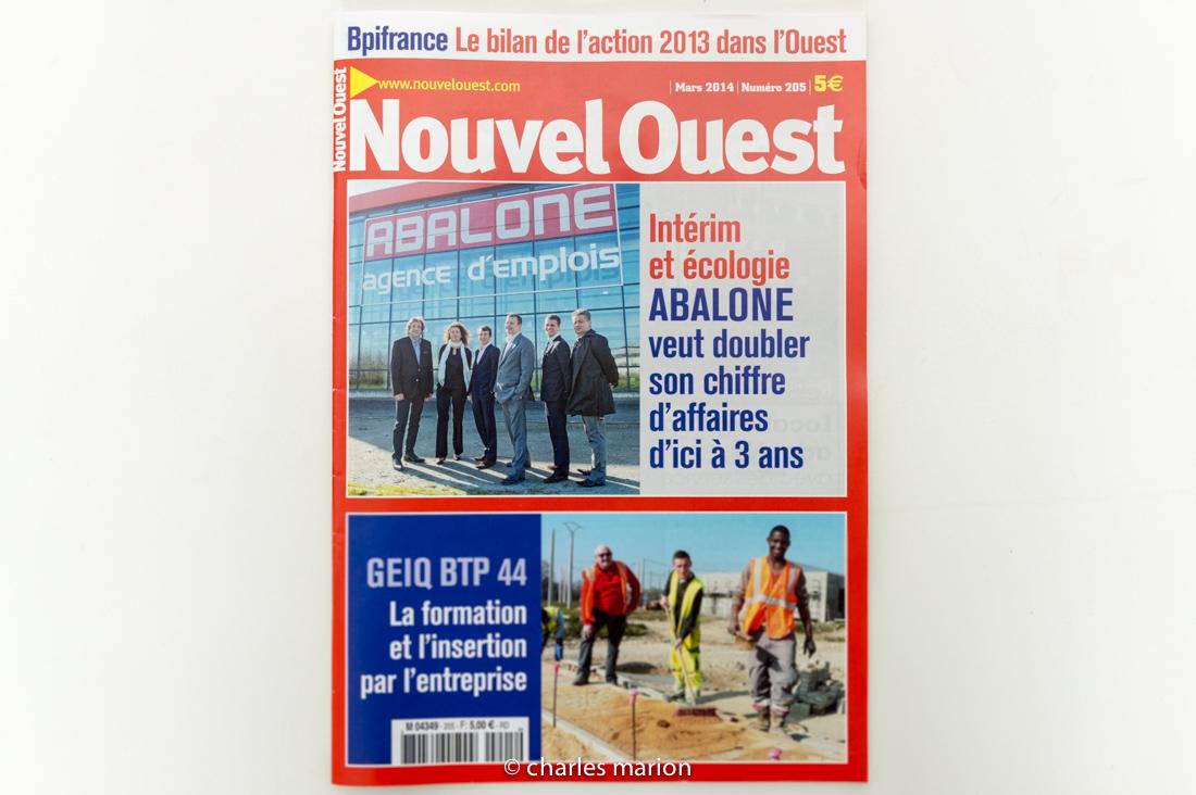 Le Nouvel Ouest - Mars 2014