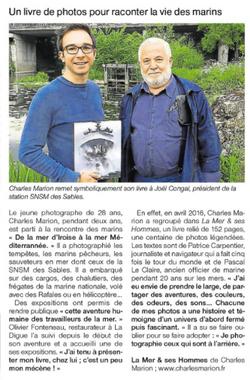 Ouest France / Ed.Vendée