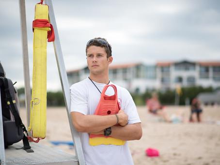 Bidart : immersion avec Elliot, sauveteur nautique au SDIS 64