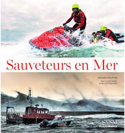 "Livre ""Sauveteurs en Mer"""