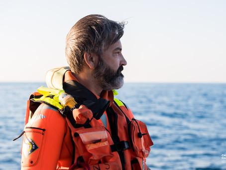Rencontres en Méditerranée, avec les sauveteurs de la SNSM.