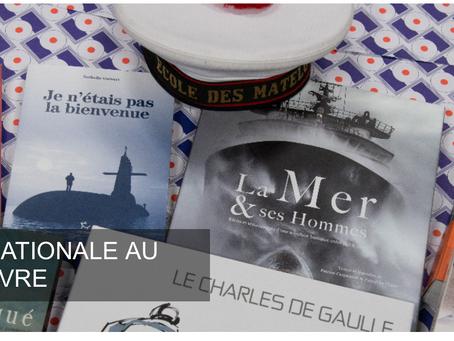 """""""La Mer & ses Hommes"""" au salon du livre de Paris !"""