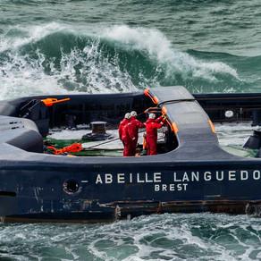 """Le RIHM """"Abeille Languedoc"""" veille sur le détroit du Pas-de-Calais"""