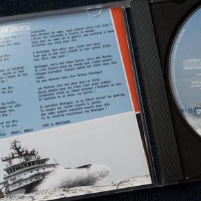 """Nouveau CD pour """"Les Marins du Bout du Monde"""""""