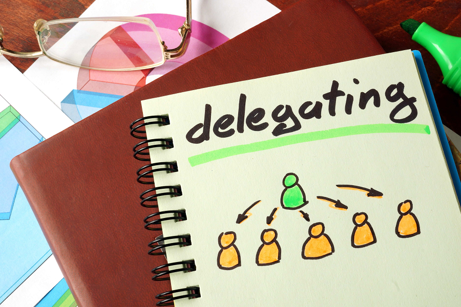 Delegating Tasks to Employees | Salsbury & Co. Business Consulting, Vancouver WA