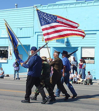 Madison County Fair Parade - Veterans