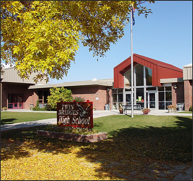 Twin Bridges School