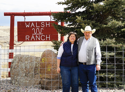Ken and Mary Beth Walsh