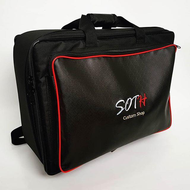 Bags para Pedalboards, amplificadores, instrumentos é com a Soth Custom Shop!__#SothBags #SothCustom
