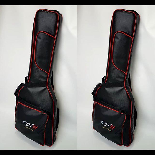 Semi-Case Soth Super Luxo para Guitarra...._Peça a Sua Whats 011 976620286