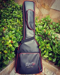 Semi-Case Soth Super Luxo para Guitarra, Violão ou Contrabaixo._Peça já a Sua!_Whats 011 976620286.