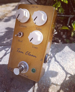 Tom Clean - Overdrive transparente da SOTH..
