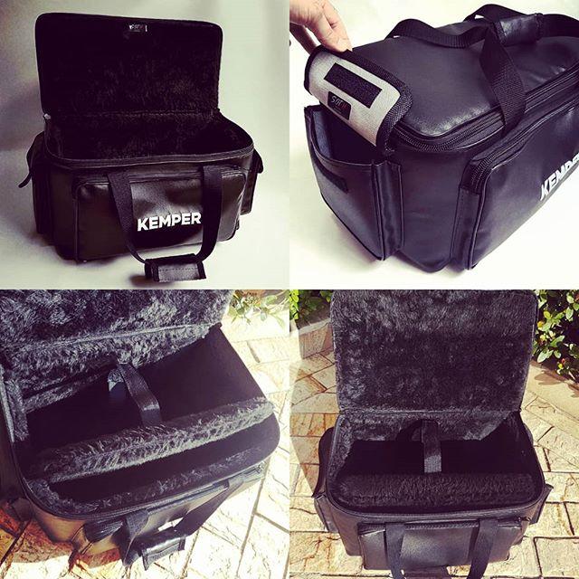Semi-Case Soth Luxo para KEMPER com divisória para Controladora