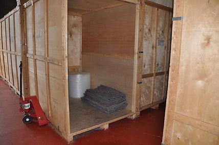 Wirral Storage Removals
